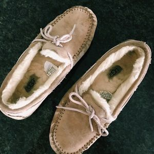 UGG Shoes - Women's Ugg Moccasin Slippers - Size 8
